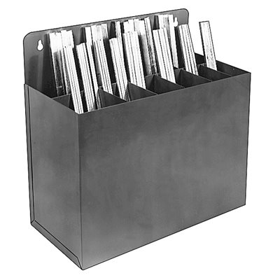 DISC- KEY STOCK RACK