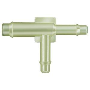 "Fits Suzuki 2x Plastic Vacuum Hose Y Splitter T Connectors Windshield Fluid 1//8/"""