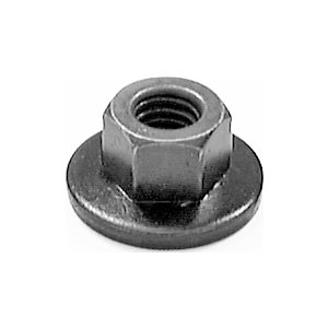 M6-1.0 FREE SPINNING WASHER NUT 18MM OD