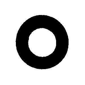 METRIC O-RING I.D.4MM THICK 2MM BUNA N