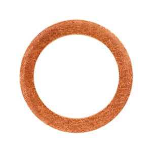 COPPER WASHER 3/8 I.D. 3/4 O.D. 1/16 THICK