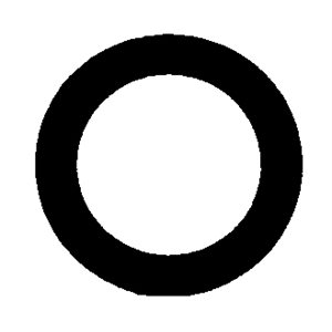O-RING NITRILE-GREEN .290 I.D. .432 O.D.