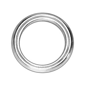 OIL DRAIN PLUG GASKET 20MM I.D. STEEL