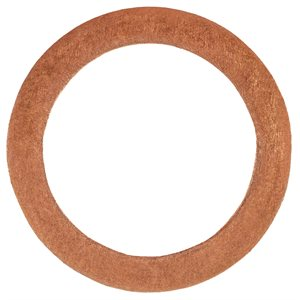 BULK COPPER OIL DRAIN PLUG GASKET 14MM ID 20MM OD