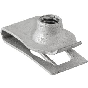 FORD METRIC EXTRUDED U-NUT W/LOCKING THREAD