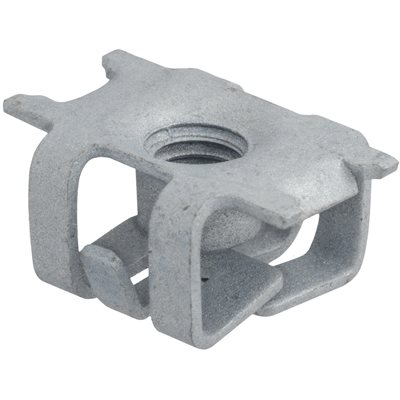 EXPANSION TYPE NUT M6-1.0 FITS 15MM SQ. HOLE