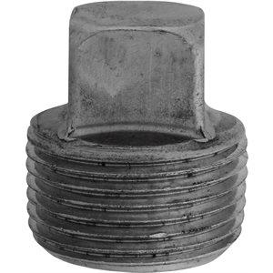 """5/8""""Square Pipe Plug"""
