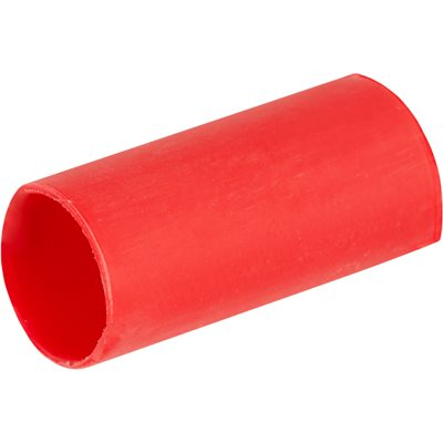 """RED SHRINK TUBING - .500"""" EXP. ID. X 1.50"""" LENGTH"""