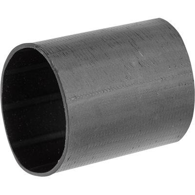"""BLACK SHRINK TUBING - 1.10"""" EXP. ID. X 1.50"""" LENGTH"""