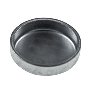 EXPANSION PLUG 22MM CUP TYPE - ZINC