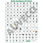 WALL CHARTS FOR AP-AB256 ASSORTMENT