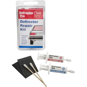 DEFROSTER-PRO TAB BONDING KIT