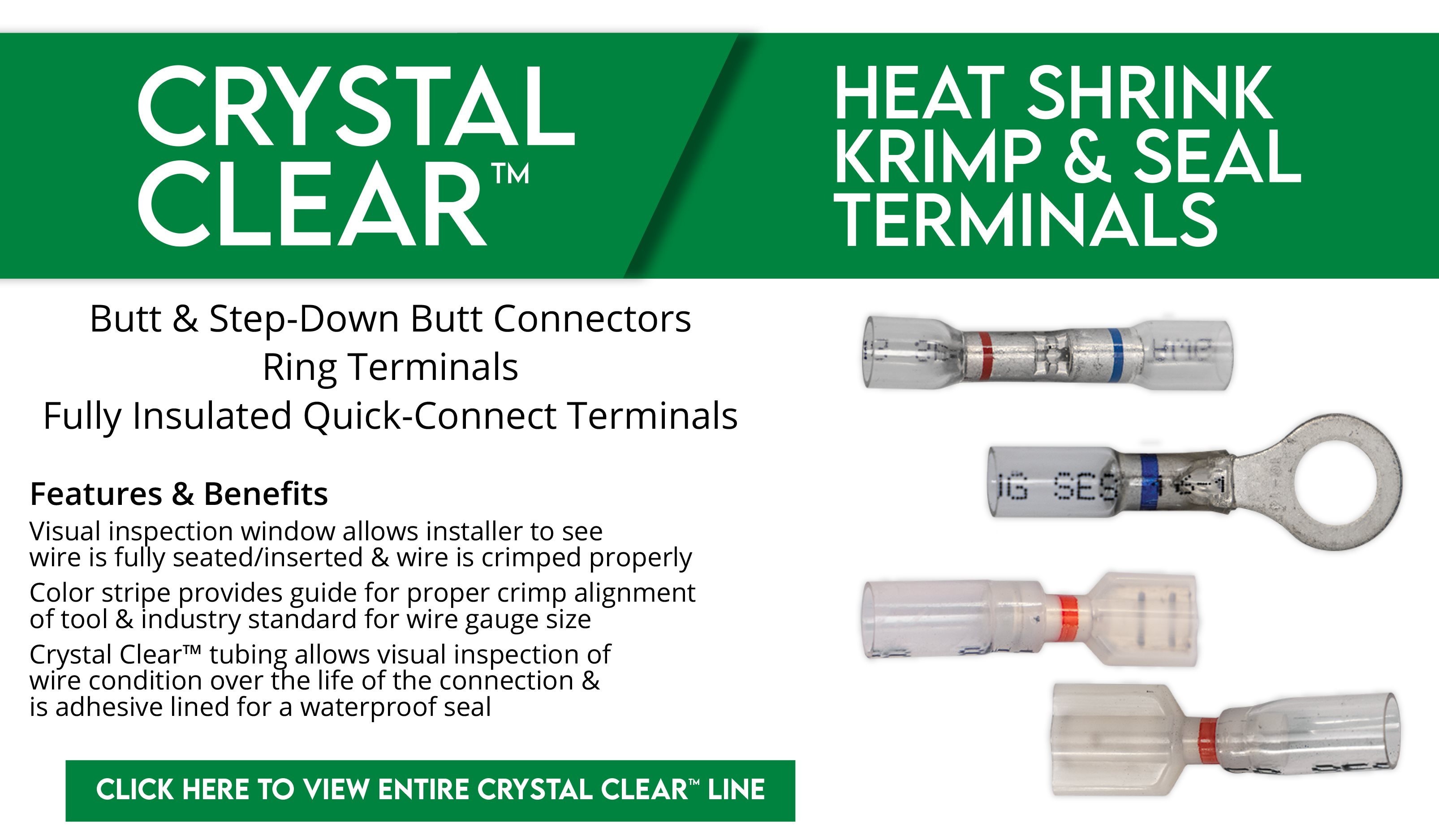 Crystal Clear Terminals Slider
